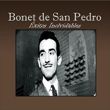 Bonet de San Pedro - Éxitos Inolvidables