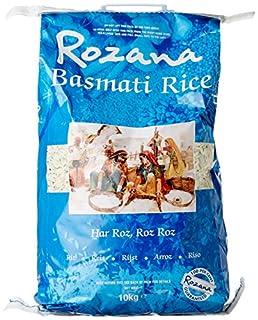 Rozana Basmati Rice (10 kg) (B00432PTPW) | Amazon price tracker / tracking, Amazon price history charts, Amazon price watches, Amazon price drop alerts