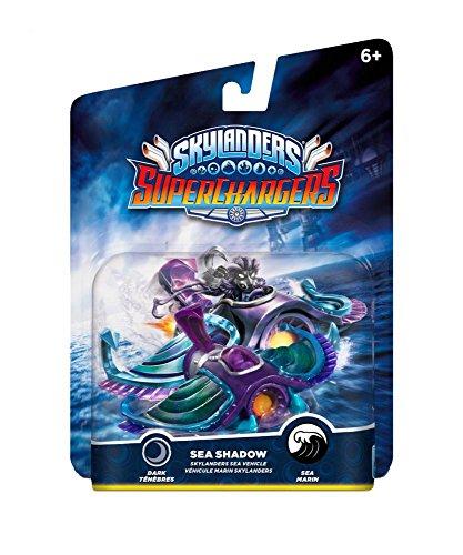 Skylanders SuperCharges - Figura Sea Shadow (Vehicle)
