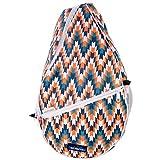 KAVU Paxton Pack Rope Sling Crossbody Bag - Everglade Tile