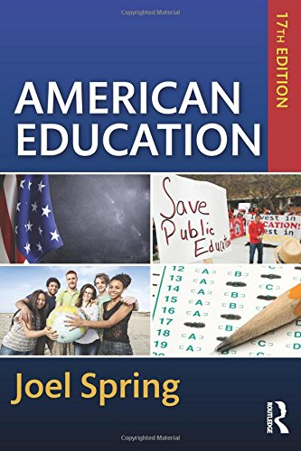 American Education Sociocultural Political And Historical Studies In Education