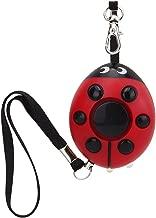 Alarma de Bolsillo de 2 Piezas Llavero de Alarma Personal de Emergencia con luz LED Hihey Alarma Personal Alarma de p/ánico Sirena de autodefensa para Mujeres Anciano ni/ña Explorador ni/ños