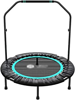 Indoor Trampoline Trampoline - Home Indoor Recreational Trampoline Yoga Weight Loss Exercise Bounce Bed Portable Fitness T...