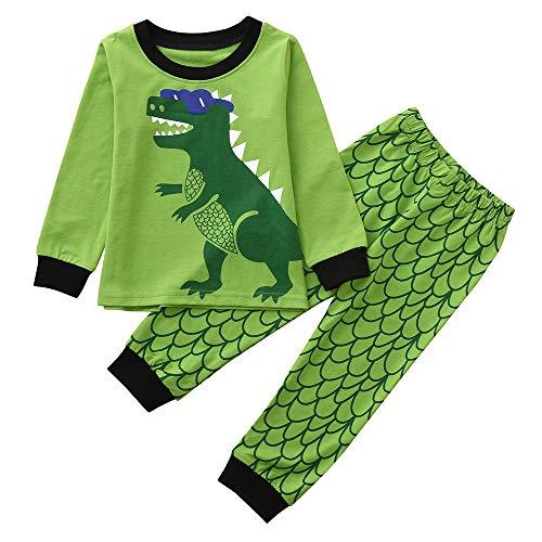 POLP Ropa niña Camiseta Estampado Dinosaurio Manga