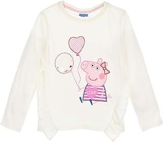 Sun City Peppa Pig - Camiseta de manga larga