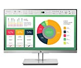 HP EliteDisplay E223 21.5-Inch Screen LED-Lit Monitor Silver (1FH45AA#ABA)