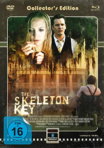 The Skeleton Key LTD. - LTD. Mediabook (Haus) [Blu-ray]
