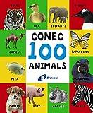 Conec 100 animals (Catalá - A Partir De 0 Anys - Projecte De 0 A 3 Anys - Llibres Lògics) (Catalan Edition)