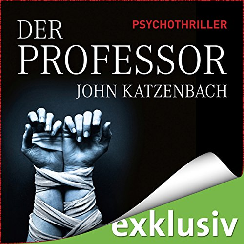 Der Professor audiobook cover art