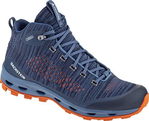 Dachstein M Super Leggera Flow MC GTX Blau, Herren Gore-Tex Hiking- und Approachschuh, Größe EU 42.5 - Farbe Smoke