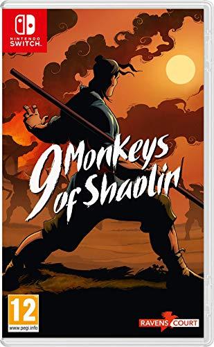 9 Monkeys of Shaolin, Nintendo Switch