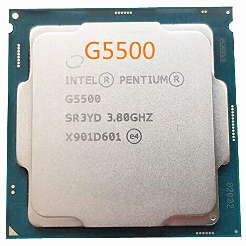 G5500 3,8 GHz Dual-Core Quad-Hilo de procesador de CPU 4M 54W LGA 1151