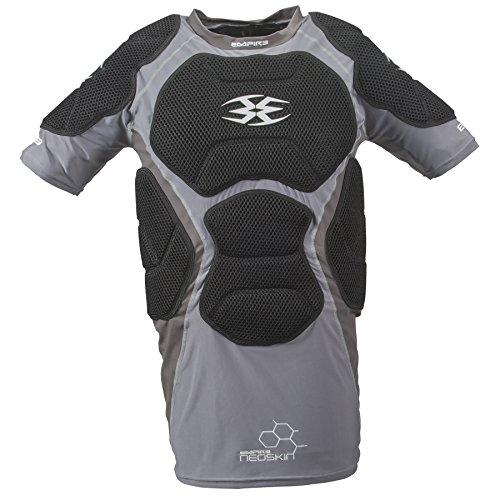 Empire Paintball NeoSkin Brustschutz, schwarz/grau