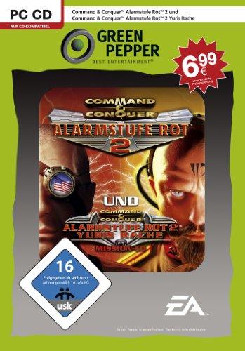 Command & Conquer: Alarmstufe Rot 2 + Yuris Rache [Green Pepper]