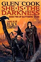 She Is The Darkness:(Glittering Stone, Book Two) Hardcover – August 15, 1997