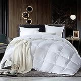 Luxurious Full / Queen Size Siberian Goose Down Comforter,...