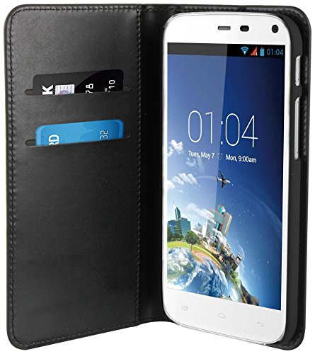 Kazam KASNS0003 custodia per cellulare Custodia a portafoglio Nero - Custodie per telefoni cellulari (Custodia a portafoglio, Kazam, Nero)