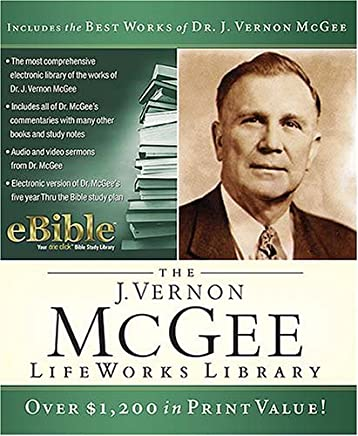 The J. Vernon Mcgee Lifeworks Library