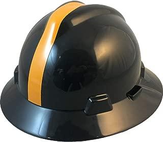 NFL V-Gard Full Brim Hard Hat, Pittsburgh Steelers