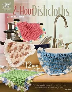 2-Hour Dishcloths (Annie's Attic: Crochet)