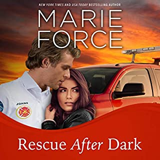 Page de couverture de Rescue After Dark