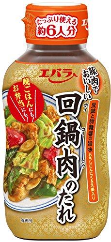 エバラ食品工業 エバラ 回鍋肉のたれ ボトル230g [1293]