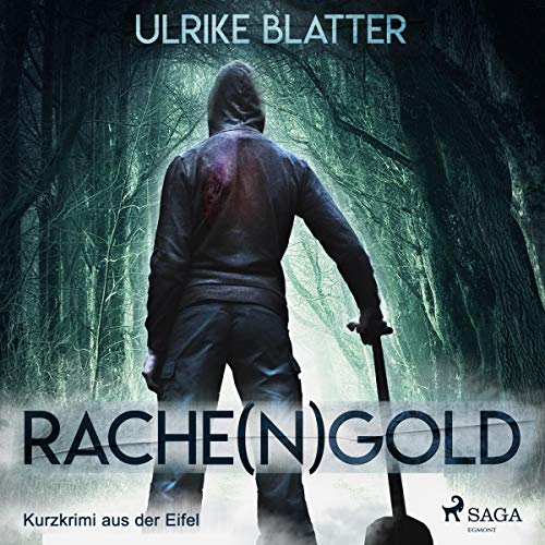 Rache(n)gold audiobook cover art