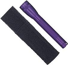 mini maglite purple