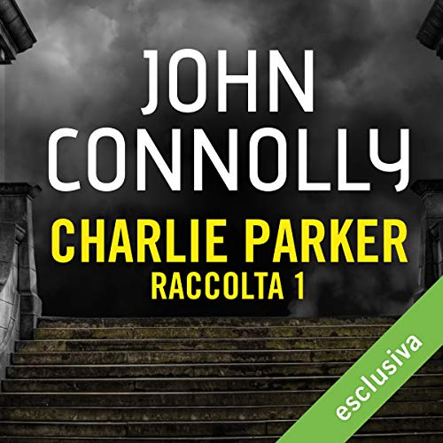 Charlie Parker - Raccolta 1 audiobook cover art