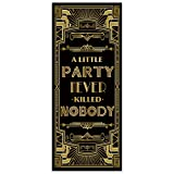 musykrafties Goldenen 1920s Gatsby Themenparty