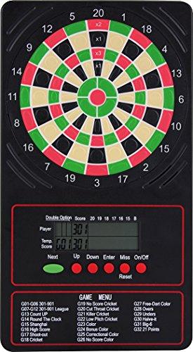 WINMAU Ton Machine Elektronische Touchpad 2Dart Punktezählung LCD Display Darts Scorer