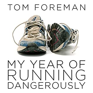 My Year of Running Dangerously cover art
