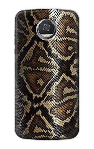 Innovedesire Anaconda Amazon Snake Skin Graphic Printed Funda Carcasa Case para Motorola Moto Z2 Play, Z2 Force