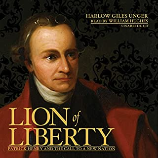 Lion of Liberty audiobook cover art