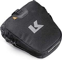 2.5-litre (150 cu in) capacity 100% waterproof 1000D Cordura RHINOTEK: abrasion resistant fabric 7.9(h) x 6.9(w) x 2.7(d) ins.