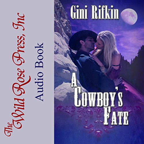 A Cowboy's Fate audiobook cover art