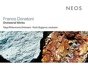 Donatoni: Orchestral Works