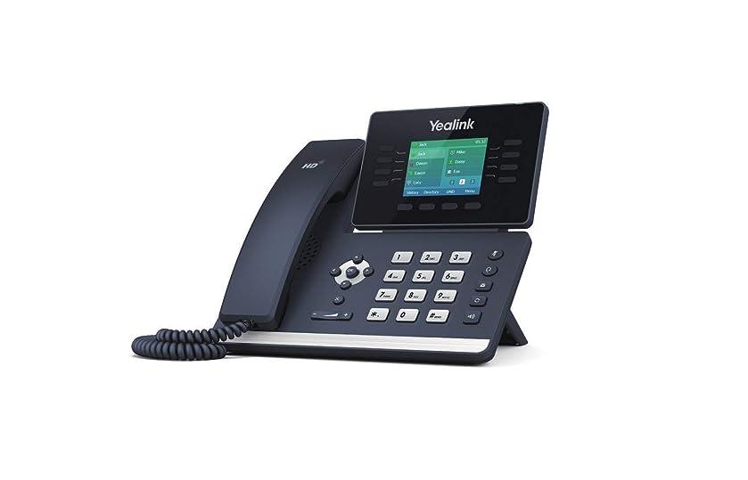 YEALINK SIP-T52S Smart Media Linux HD Phone / YEA-SIP-T52S / (Certified Refurbished)