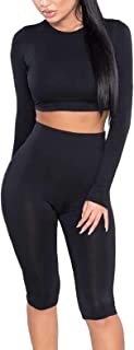 Best black leggings crop top Reviews