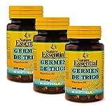 Aceite de germen de trigo 500 mg. 60 perlas (Pack 3 unid.)…