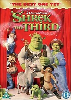 Mike Myers as Shrek  Eddie Murphy as Donkey  Cameron Diaz as Princess Fiona  Antonio Banderas as Puss In Boots  - Shrek The Third - [DVD]