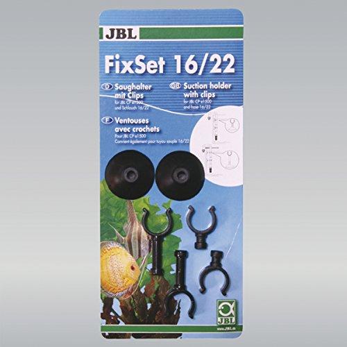 JBL FixSet 60154 Universalset mit Saug- und Abstandshalter für Außenfilter Cristalprofi e 1501