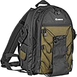 Canon Deluxe Photo Backpack 200EG for Canon EOS SLR Cameras (Black...