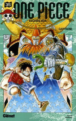 One piece - Tome 35: Capitaine