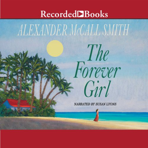 The Forever Girl audiobook cover art