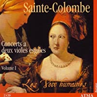 Complete Works for 2 Viols 1 by Voix Humaines (2003-09-30)