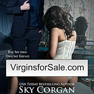 VirginsforSale.com                   By:                                                                                                                                 Sky Corgan                               Narrated by:                                                                                                                                 Ramona Master                      Length: 3 hrs and 38 mins     63 ratings     Overall 4.3