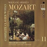 Complete Clavierworks 11 by SIEGBERT RAMPE (2010-04-06)