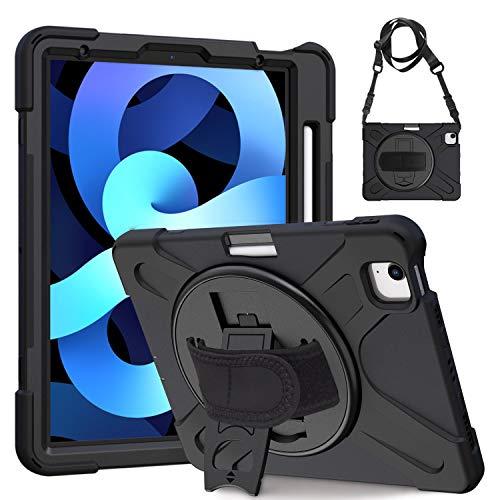 Gerutek Case for New iPAD Air 10.9 inch 2020,Shockproof Rugged iPad Air 4th...