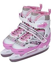 Apollo Ice Skates X Pro – justerbara skridskor för kvinnor, barn och tonåringar, eleganta skridskor, 3 storlekar (31 till 42)